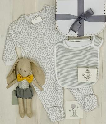 Handsome Bunny Baby Hamper | Sweet Arrivals