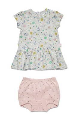 Marquise dress and bloomers | Sweet Arrivals baby hampers