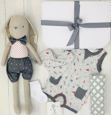 Summer Bunny | Sweet Arrivals Baby Hampers