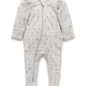 Purebaby Growsuit