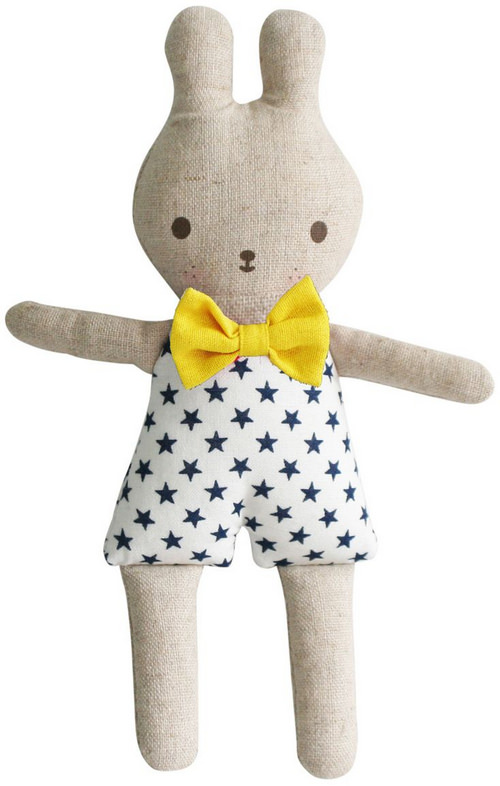 Alimrose bonnie bunny   Sweet Arrivals baby hampers