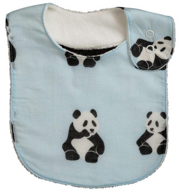 Emotion & Kids panda bib   Sweet Arrivals baby hampers