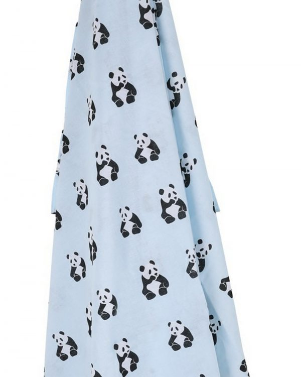 Emotion & Kids panda muslin wrap   Sweet Arrivals baby hampers