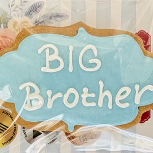Adri's gingerbread cookie | Sweet Arrivals Baby Hampers