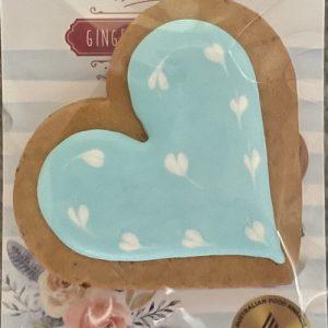Adri's gingerbread heart | Sweet Arrivals Baby Hampers