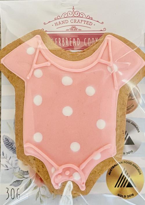 Adri's Gingerbread baby suit | Sweet Arrivals Baby Hampers