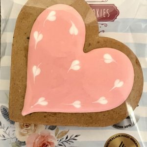 Adri's gingerbread heart | Sweet Arrivals Baby Hampers