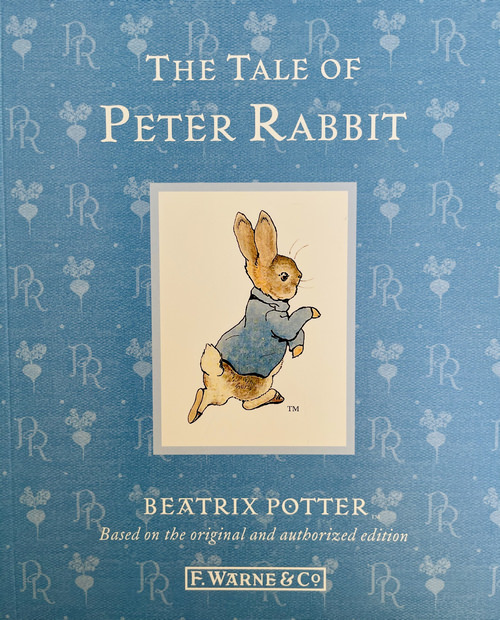 The tale of Peter Rabbit | Sweet Arrivals Baby Hampers