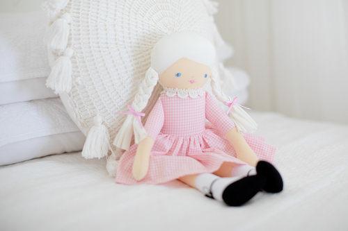 Alimrose Beth Doll | Sweet Arrivals Baby Hampers
