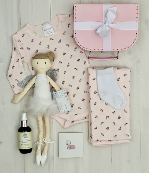 Fairy Flowers | Sweet arrivals baby hampers