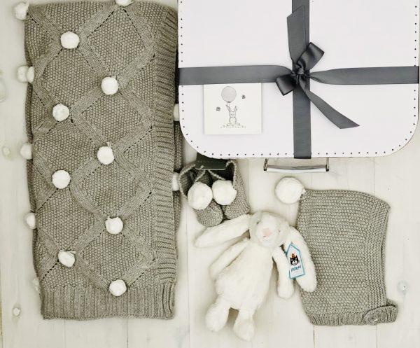 Warm Winter Bunny | Sweet Arrivals Baby Hampers
