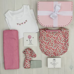 Blossom Bunny | Sweet Arrivals Baby Hampers