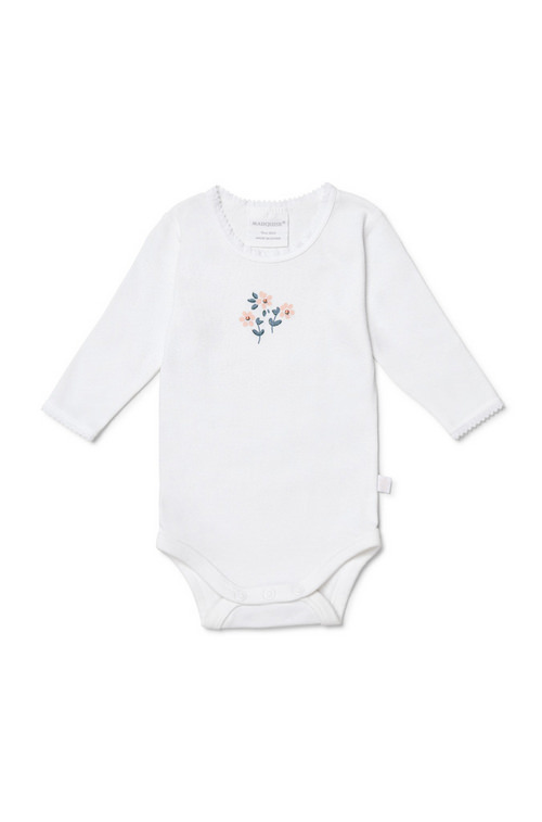 Marquise bodsuit flower | Sweet Arrivals Baby Hampers