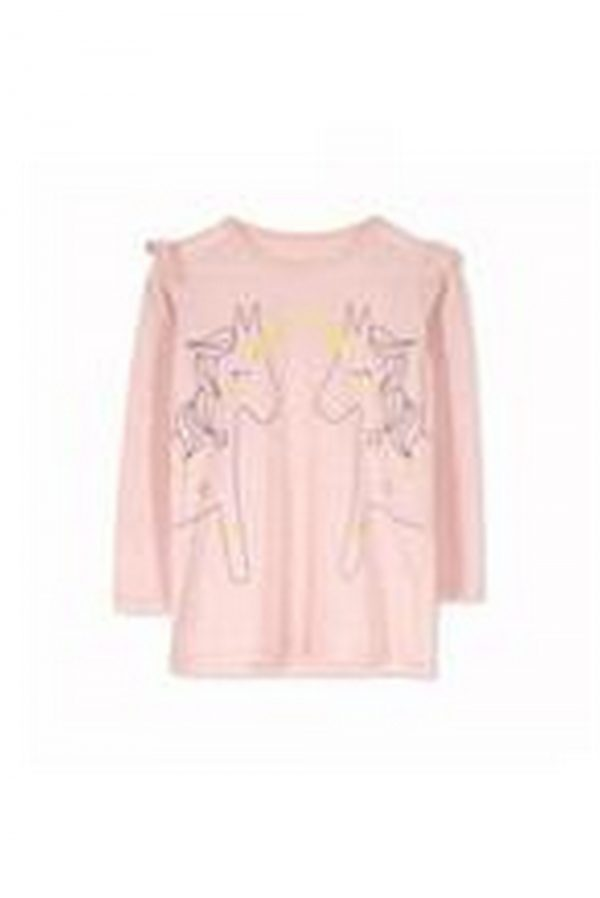 Milky Unicorn Tee   Sweet Arrivals baby hampers