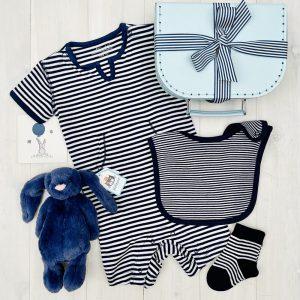 Navy Bunny | Sweet Arrivals baby hampers