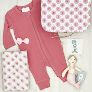 Pink Mermaid | Sweet Arrivals Baby Hampers