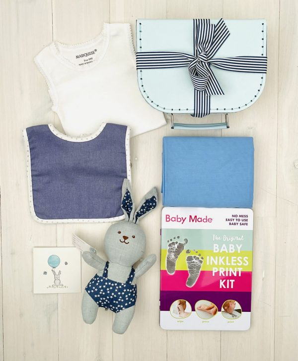Playful Bunny   Sweet Arrivals baby hampers