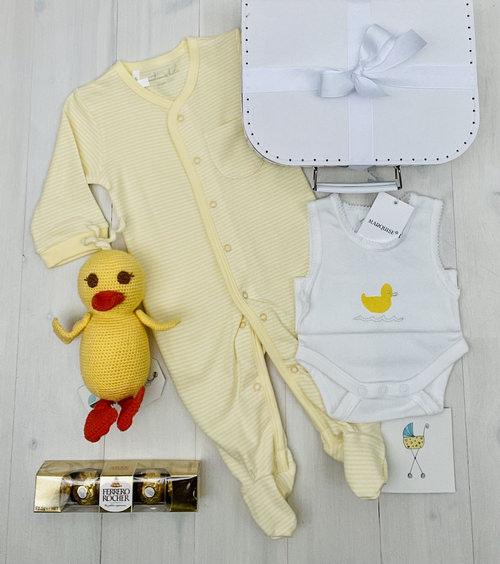 Quack Quack   Sweet Arrivals baby hampers