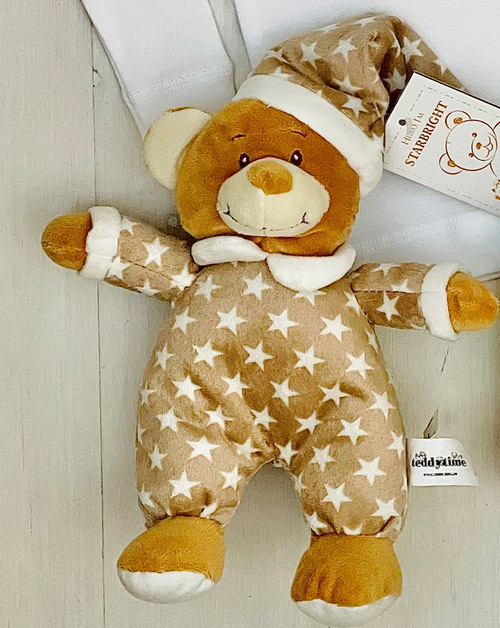 Starbright Teddy | Sweet Arrivals Baby Hampers