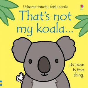 That's not my koala | Sweet Arrivals Baby Hampers