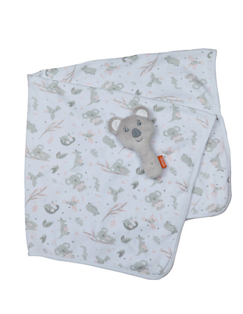 weegoamigo pink koala set | Sweet Arrivals Baby Hampers