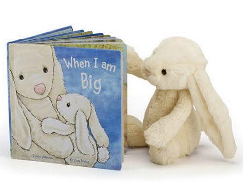 when I am big Jellcat Book | Sweet Arrivals Baby Hampers