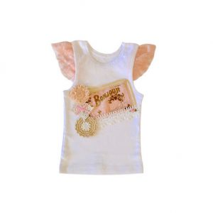Arthur Ave frilly top l Sweet Arrivals baby hampers