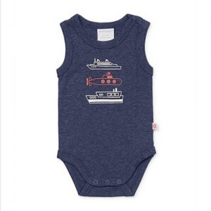 Marquise Navy bodysuit | Sweet Arrivals baby hampers