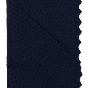 Marquise Navy Blanket | Sweet Arrivals baby hampers