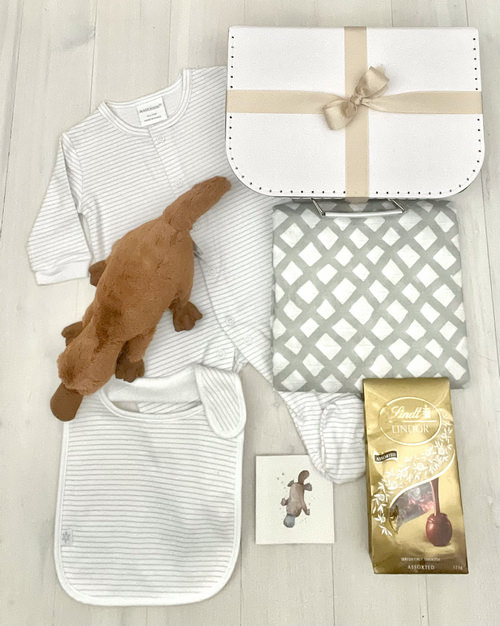 Baby Puggle   Sweet Arrivals baby hampers
