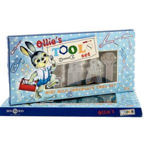Tool Chocolate Set | Sweet Arrivals baby hampers