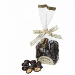 Dark chocolate almonds | Sweet Arrivals baby hampers