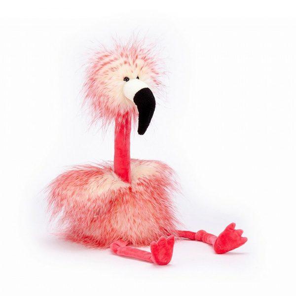 Jellycat Flora Flamingo | Sweet Arrivals baby hampers