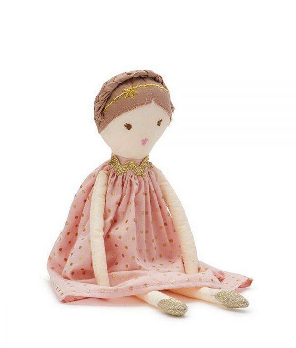 Nana Huchy Dottie doll   Sweet Arrivals baby hampers