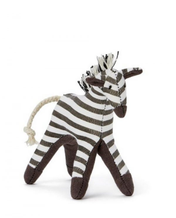 Nana Huchy Zebra rattle | Sweet Arrivals baby hampers