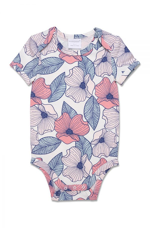 Marquise floral bodysuit | Sweet Arrivals baby hampers