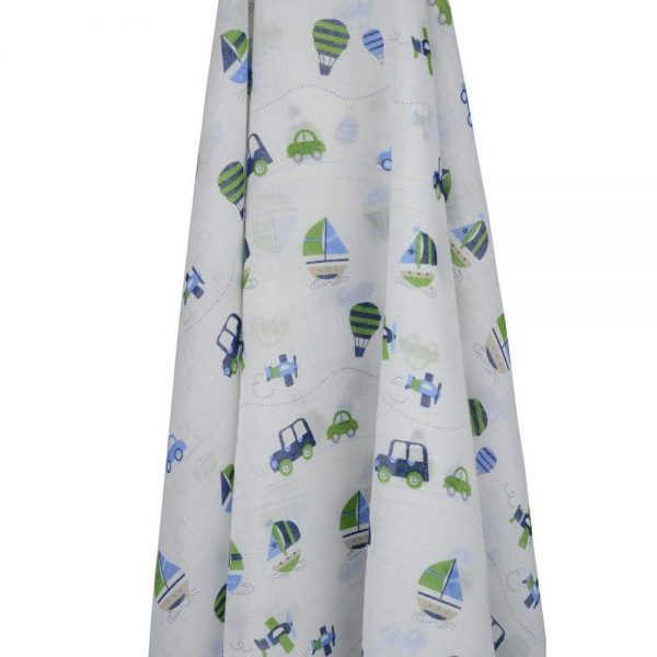 Emotion and Kids muslin wrap | Sweet Arrivals baby hampers