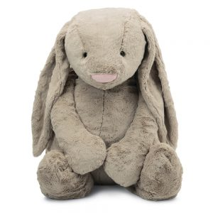 Really Big JellyCat beige bunny | Sweet Arrivals baby hampers