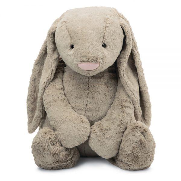 Really Big JellyCat beige bunny   Sweet Arrivals baby hampers