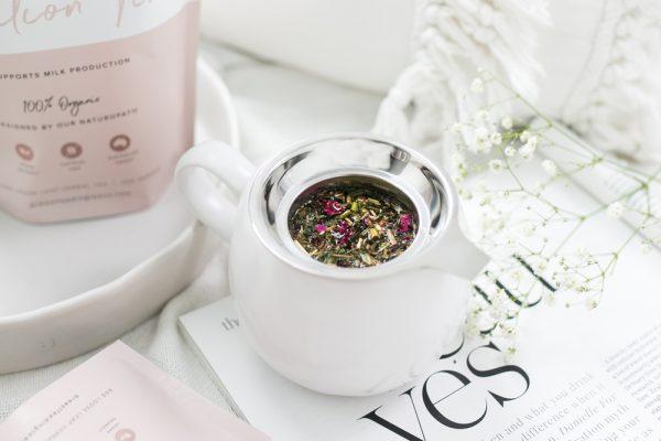 Lactation Tea | Sweet Arrivals baby hampers