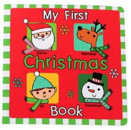 My First Christmas Book | Sweet Arrivals baby hampers