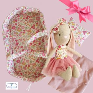 Alimrose bunny play set | Sweet Arrivals baby hampers