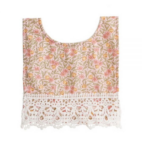 Alimrose lily pink bib | Sweet Arrivals baby hampers