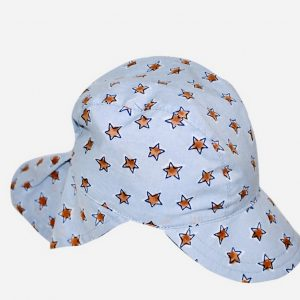 Rigon baby legionnaire bonnet | Sweet Arrivals baby hampers