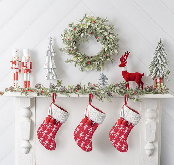 Christmas Stocking   Sweet Arrivals baby hampers