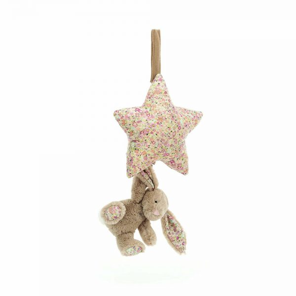 Jellycat musical bunny | Sweet Arrivals baby hampers