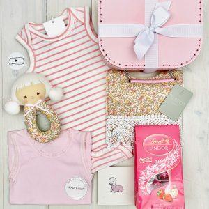 Little Miss Audrey | Sweet Arrivals baby hampers